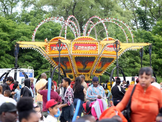 The Reading Challenge Carnival at Mount Vernon High