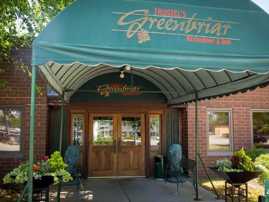 Trostel's Greenbriar at  5810 Merle Hay Rd, Johnston,