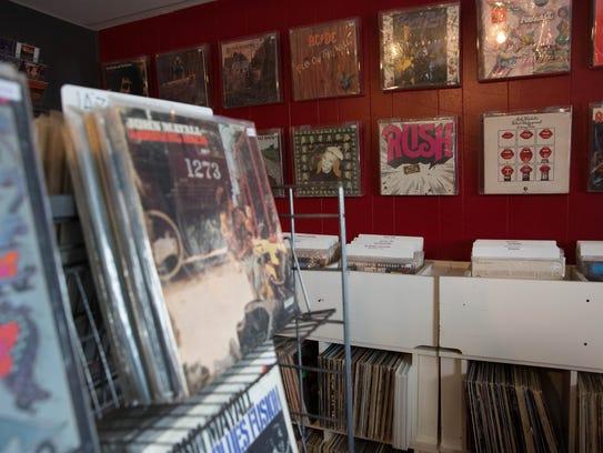 Eyeconik Records & Apparel offers thousands of vinyl