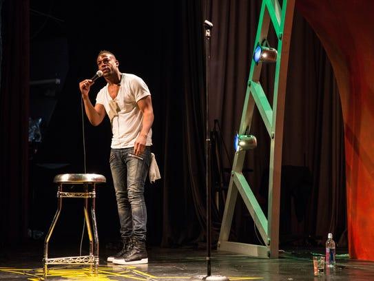 Comedian Marlon Wayans returns to the Visalia Fox Theatre