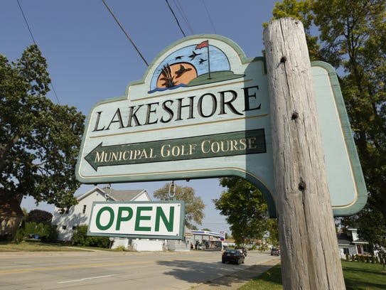 Lakeshore Municipal Golf Course is pictured Sept. 15.