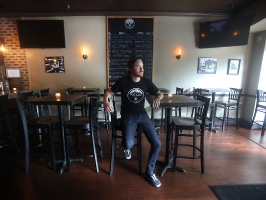 Ian Smith, General Manager at The Tapp in Tarrytown,