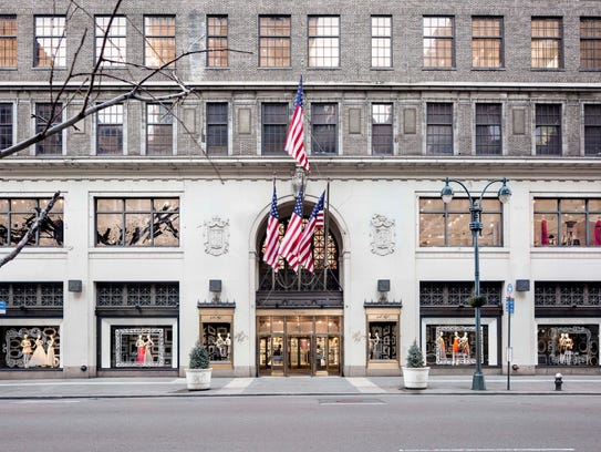 Startup WeWork is acquiring the Lord & Taylor Fifth