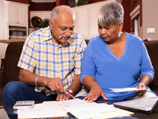 Getting your finances in order can be a big stress