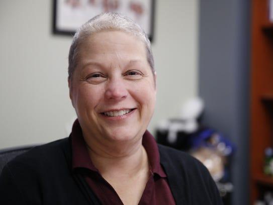 FSU professor and speech pathologist Lisa Scott in