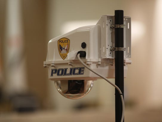 Tallahassee Police are installing six surveillance