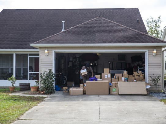 Piney Z Plantation resident Chris Riley has been renting