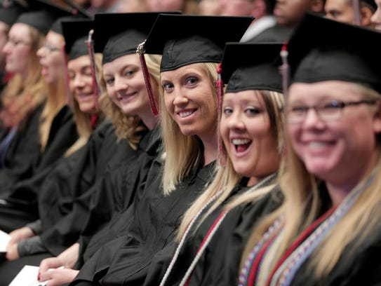There were 238 undergraduate degrees conferred by both