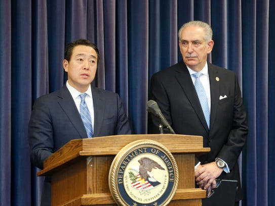 United States District Attorney Joon Kim, for the Southern