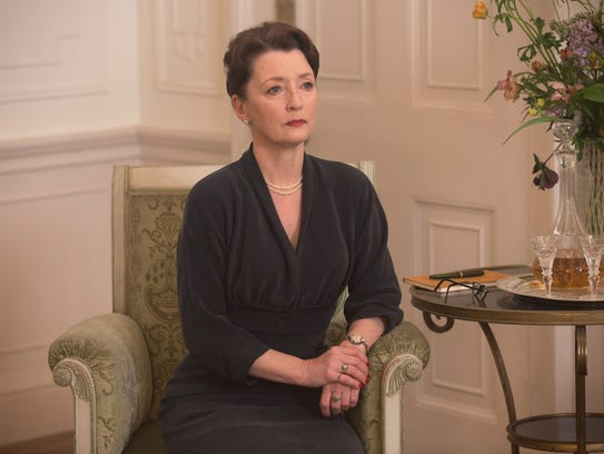 """Lesley Manville was nominated for an Oscar Award in the Best Supporting Actress category for her role in """"Phantom Thread."""""""