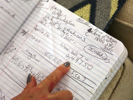 Janet Berg of Ossining has been fighting over EZPass