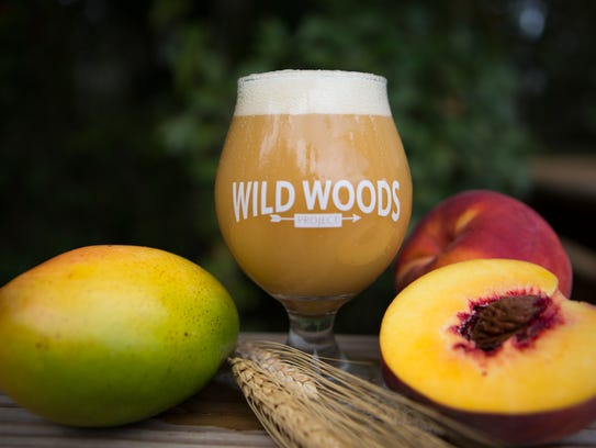 """Six months after releasing its first series of barrel-aged sours, Lake Tribe Brewing's Wild Woods Project is still going strong. They just tapped a guava sour called """"Guava Lava"""" that's now available in the tasting room."""
