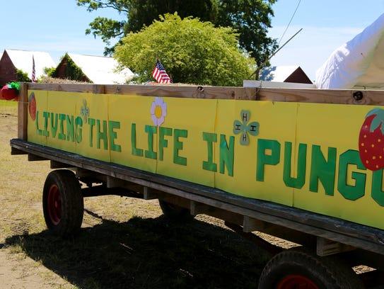 The Pungo Strawberry Festival draws more than 100,000
