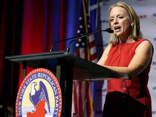 Julie Killian, Republican candidate for lieutenant