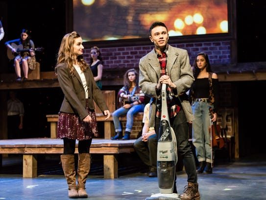 """Fair Lawn High School's production of """"Once"""" is nominated"""