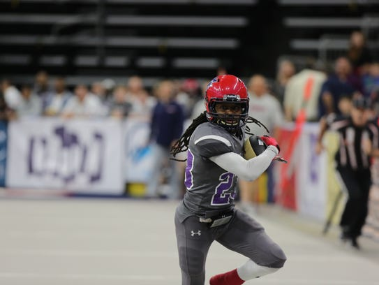Veteran Mike Tatum leads the Storm in receiving yards