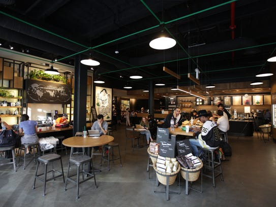 Evenings At Starbucks Coffee Shop To Sell Wine Craft