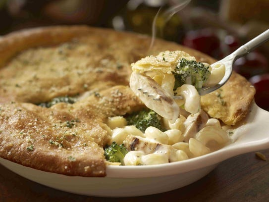 Olive Garden Adds Two Pot Pie Italianos