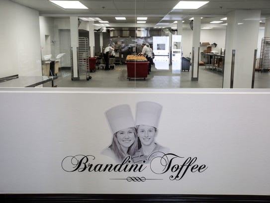 You Ve Tasted Brandini Toffee Now Watch It Get Made In