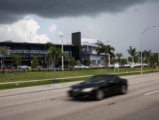 Mercedes Benz Of Bonita Springs >> More car dealerships rolling into Southwest Florida ...
