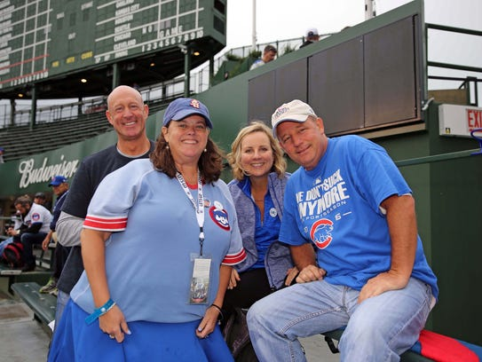 As Cubs raise World Series flag, fans face reality: 'Not ...