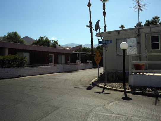 A Mobile Home Park Owner Is Suing Cathedral City For The Right To - Mobile home park