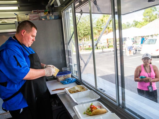Bbq Pit Food Truck Fort Smith