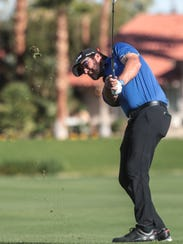 Tom Whitney on 9 at La Quinta Country Club during the