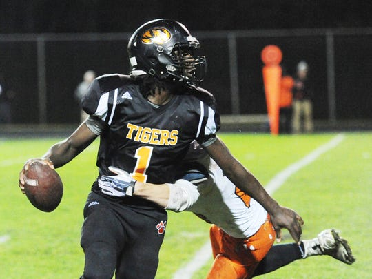 Benton Harbor quarterback Tim Bell was sentenced to jail after having sex with a minor and filming the encounter.