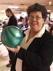 Maryann Mihalic and South Lyon's Pinz bowling lanes