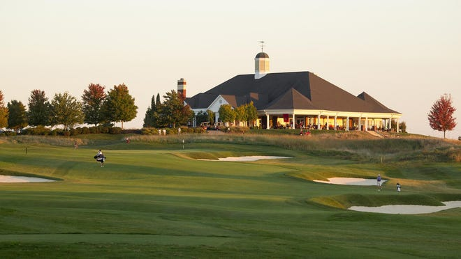 The newly renovated University of Louisville Golf Club will play host to the Kentucky Women's Open this week.
