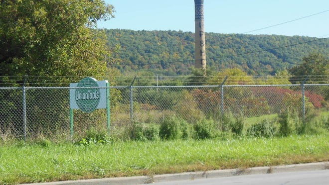 The former Union Tools site, in Frankfort. Times Telegram file photo