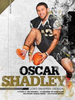 Oscar Shadley Golden Gate Long Snapper #15