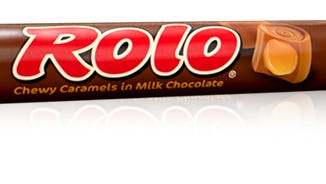 A roll of Rolo.