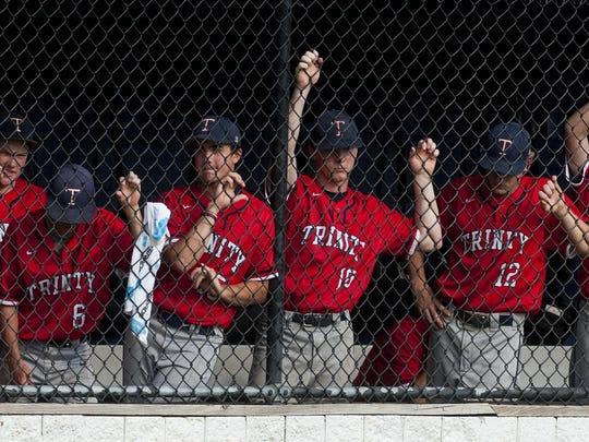 The Trinity baseball team is 16-4.