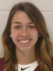 Katelyn Cherry, West Carroll