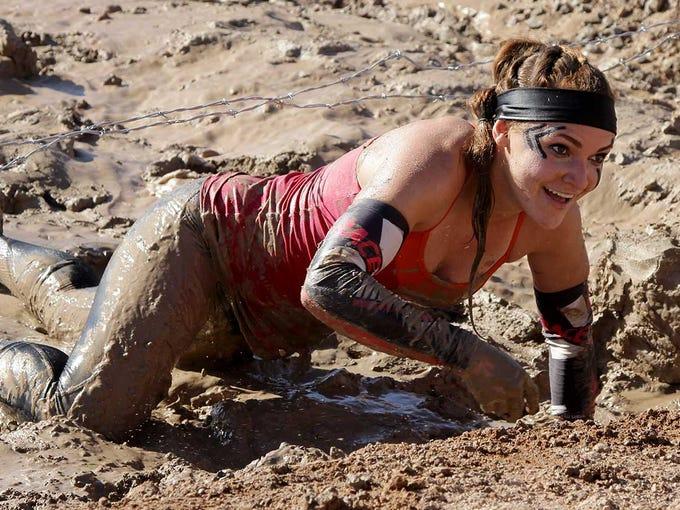 4 25 Phoenix Extreme Terrain Mud Run Offers 5k