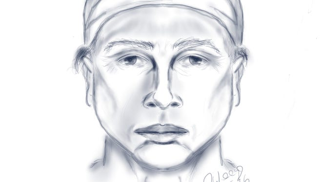 Avondale police released this sketch of a sexual assault suspect.