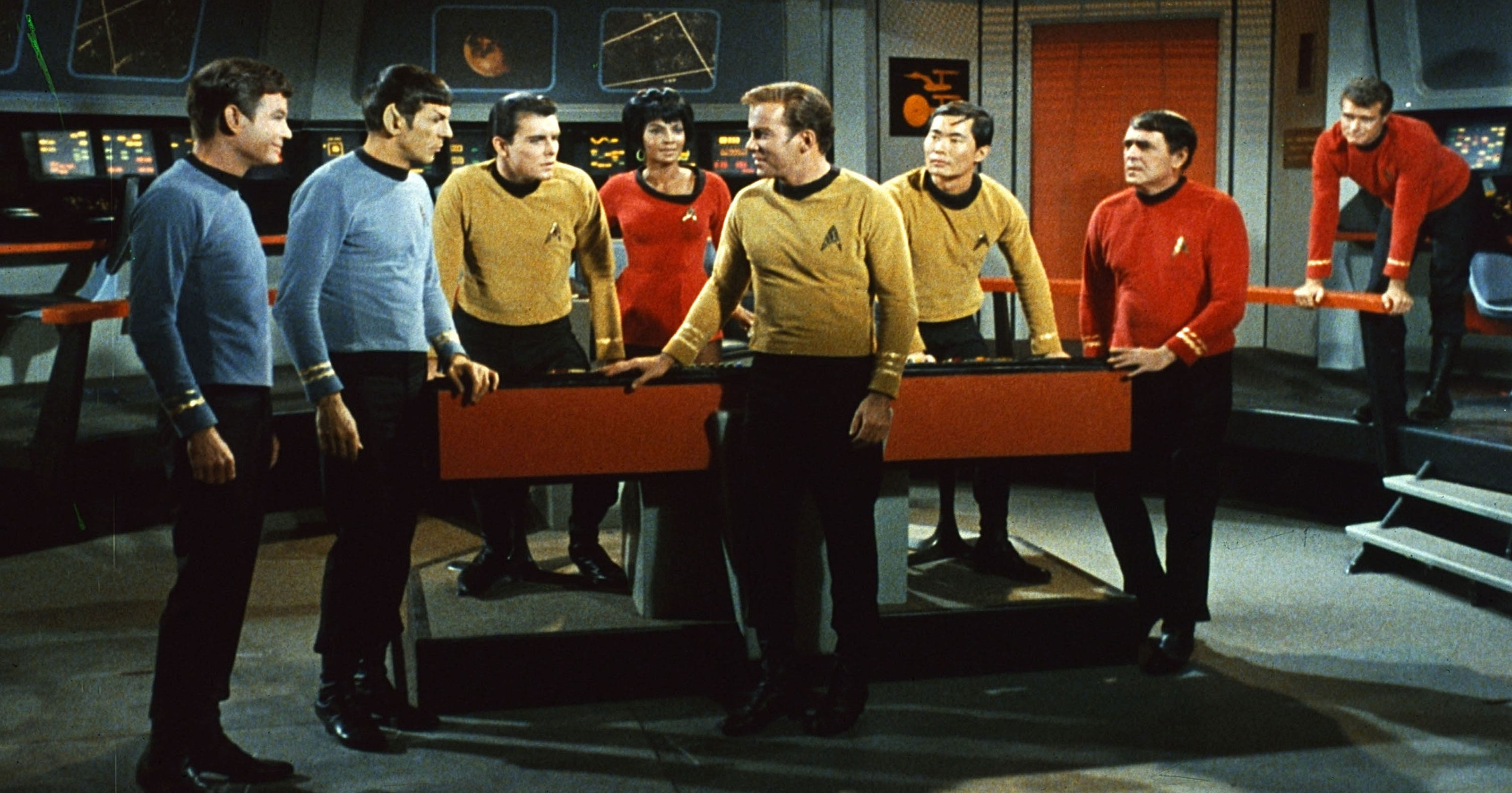 Photos: The evolution of 'Star Trek'
