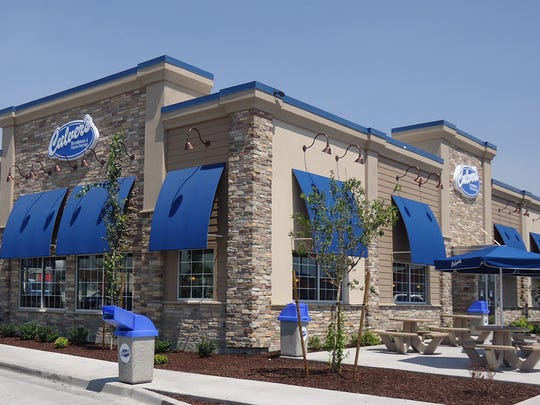 Culver's plans five new locations for Lee County.