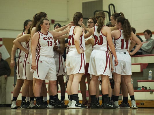 Mount Anthony vs. CVU Girls Basketball 01/14/17