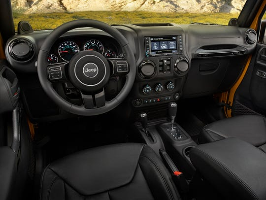 Auto Review 2014 Jeep Wrangler Unlimited Is A Convertible Family Car