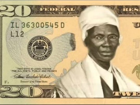 Harriet tubman real name