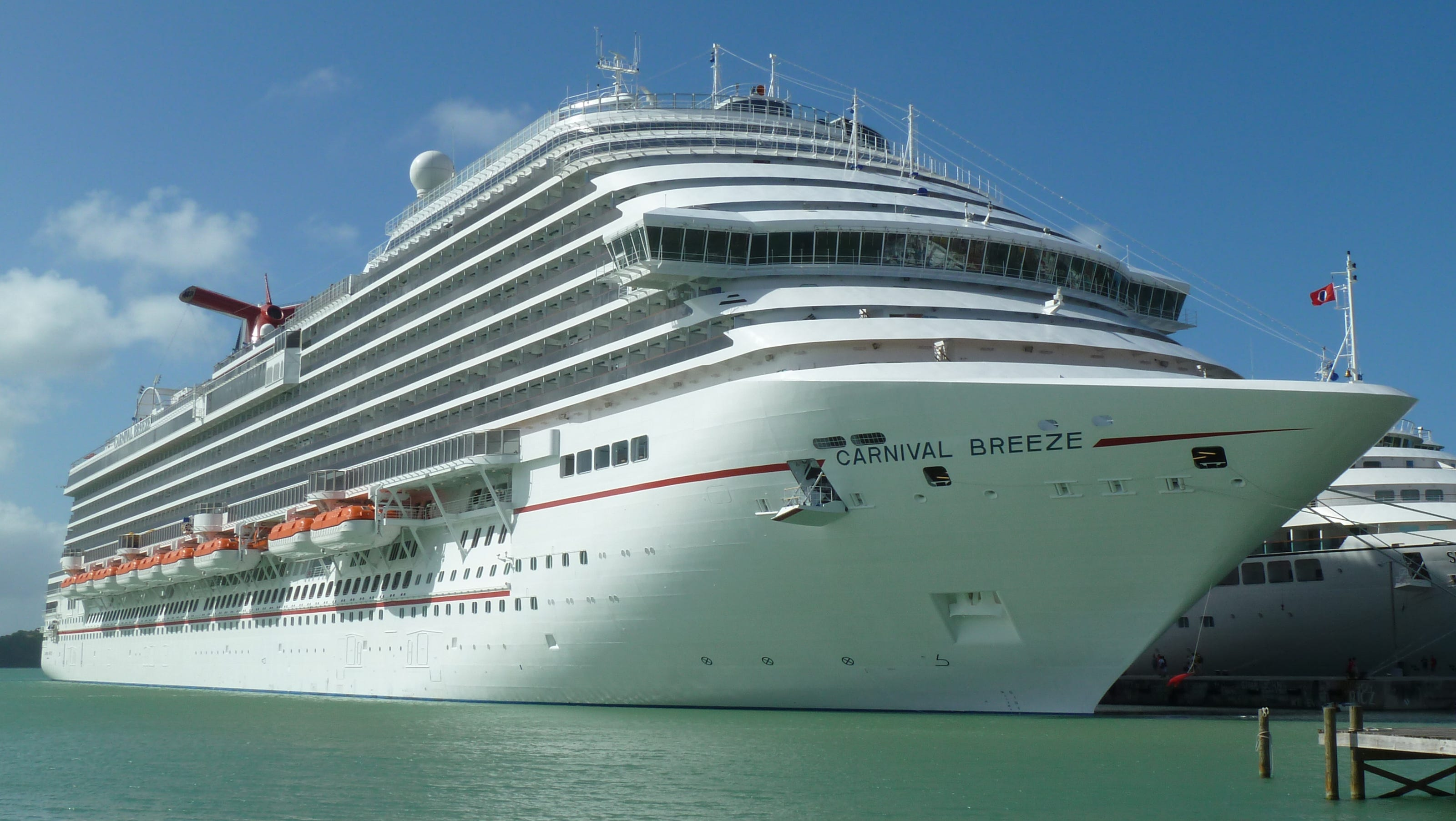 Cruise Ship Review Carnival Breeze