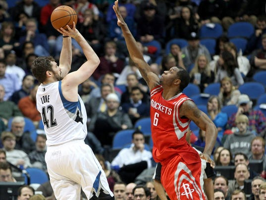 2-10-14 timberwolves rockets