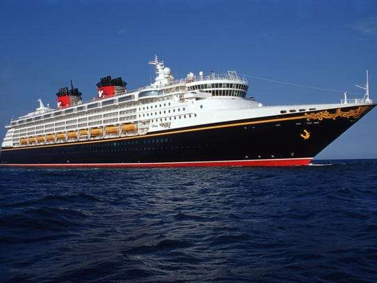The Disney Wonder offers seasonal sailings between