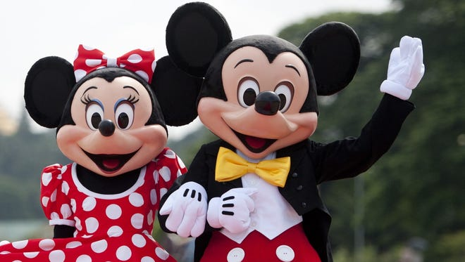 """Mickey Mouse and Minnie Mouse will be be part of the cast for """"Disney Junior Dance Party on Tour,"""" making a stop Oct. 27 at the Weidner Center."""