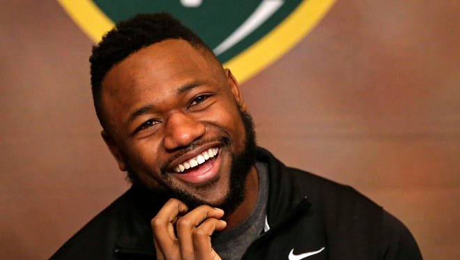 Green Bay Packers wide receiver Ty Montgomery co-hosted Monday's Clubhouse Live in downtown Appleton. Montgomery's guest was safety Ha Ha Clinton-Dix. Watch a replay of the show at clubhouselive.com.
