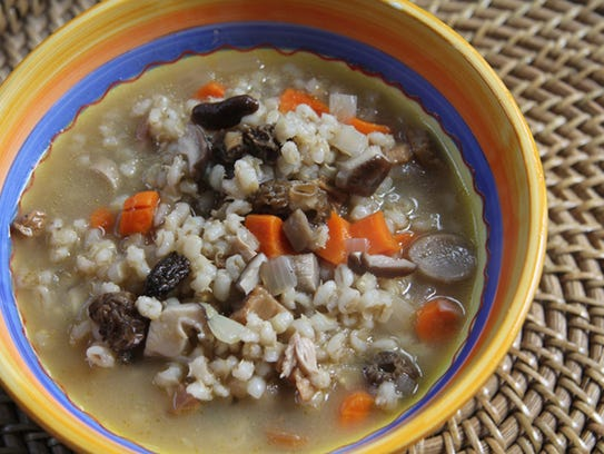how to cook fresh shiitake mushrooms for soup