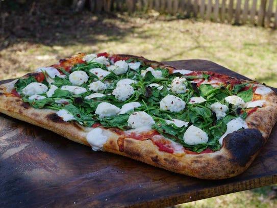 MozzaPi Pizza